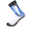 Santini Comp 2 Profile Socks - Blue: Image 1