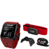 Polar V800 GPS Sports Watch Combo with Heart Rate Monitor - Red: Image 1