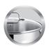 Jamie Oliver by Tefal Stainless Steel Wok & Glass Pan Lid - 28cm: Image 6