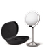 simplehuman Rechargeable Stainless Steel Sensor Mirror with Travel Case - 10x Magnification 12cm: Image 2