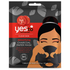 yes to Tomatoes Detoxifying Charcoal Paper Mask: Image 1