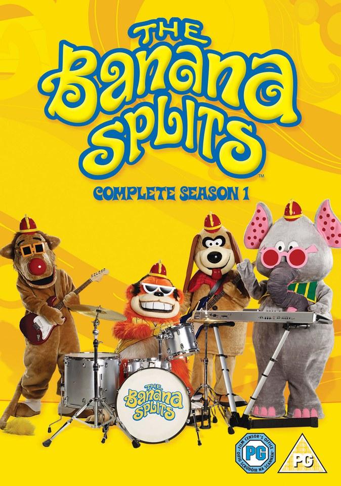 Banana Splits Series 1 Dvd Zavvi