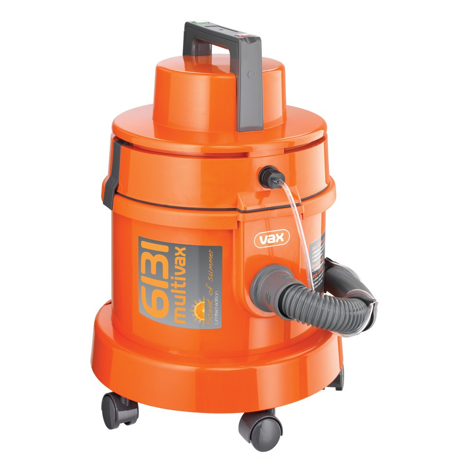 Vax 6131t 3 In 1 Canister Vacuum Cleaner Homeware Zavvi