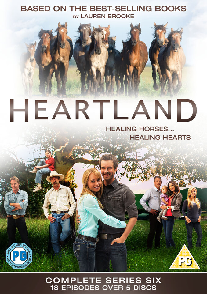 Heartland - Complete Season 6 DVD | Zavvi