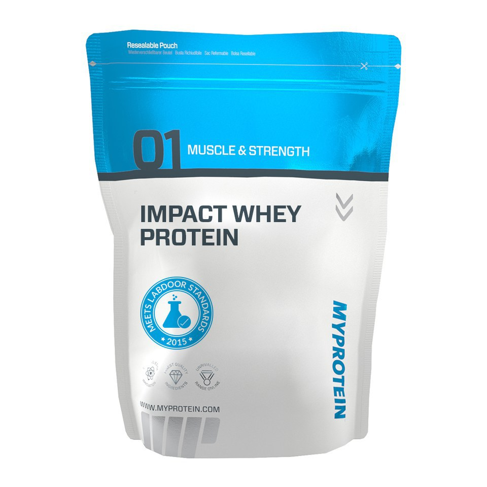 Myprotein Natural Strawberry Review