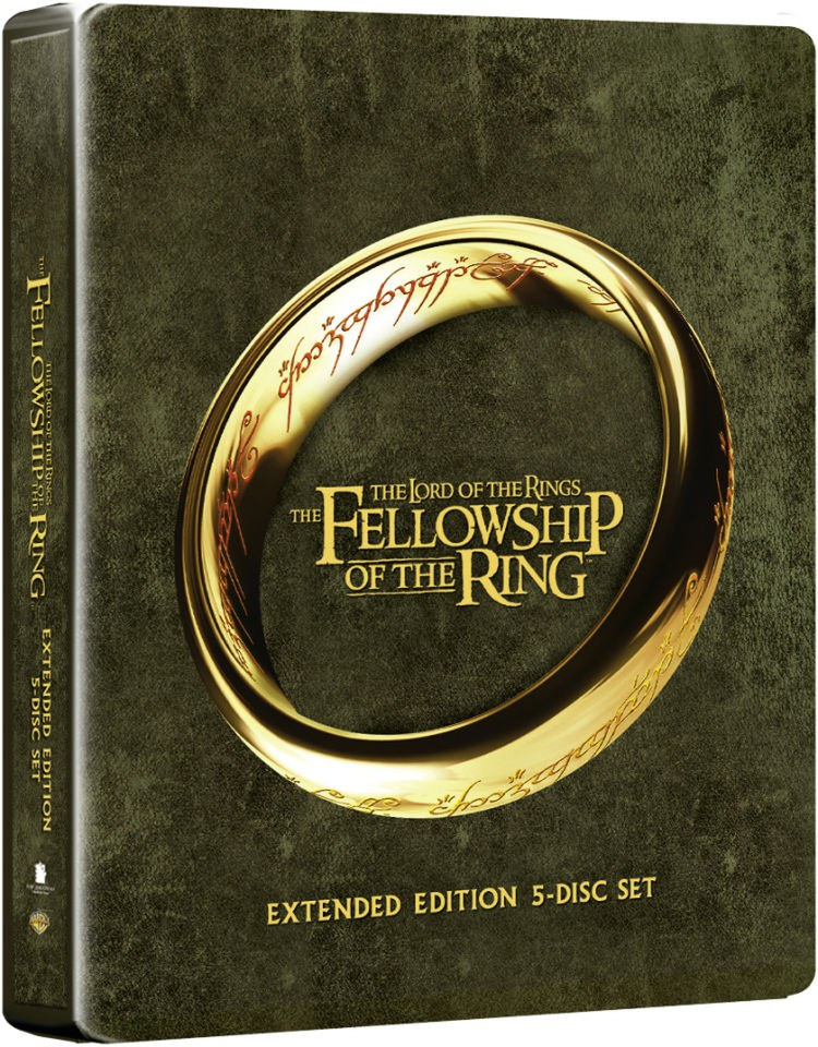 Lotr Fellowship Of The Ring Extended Edition Length