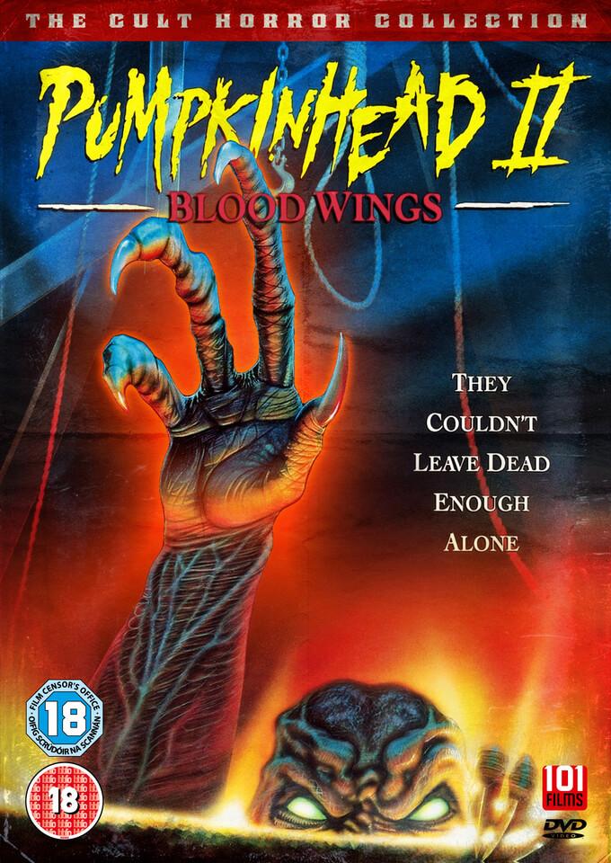 Pumpkinhead 2 Blood Wings Dvd Zavvi