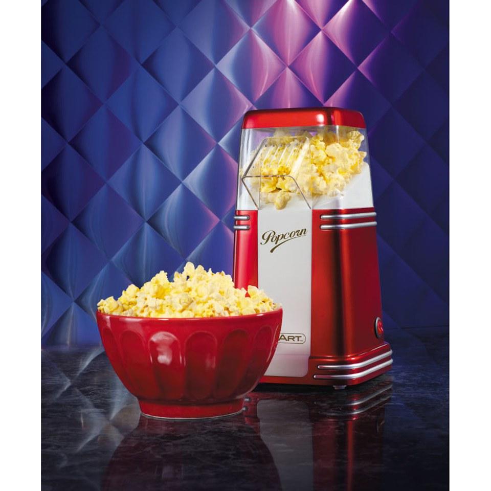 nostalgia electronics popcorn machine
