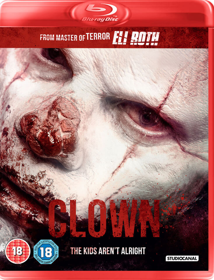 Clown Zavvi Exclusive 500 Copies Only Blu Ray Zavvi
