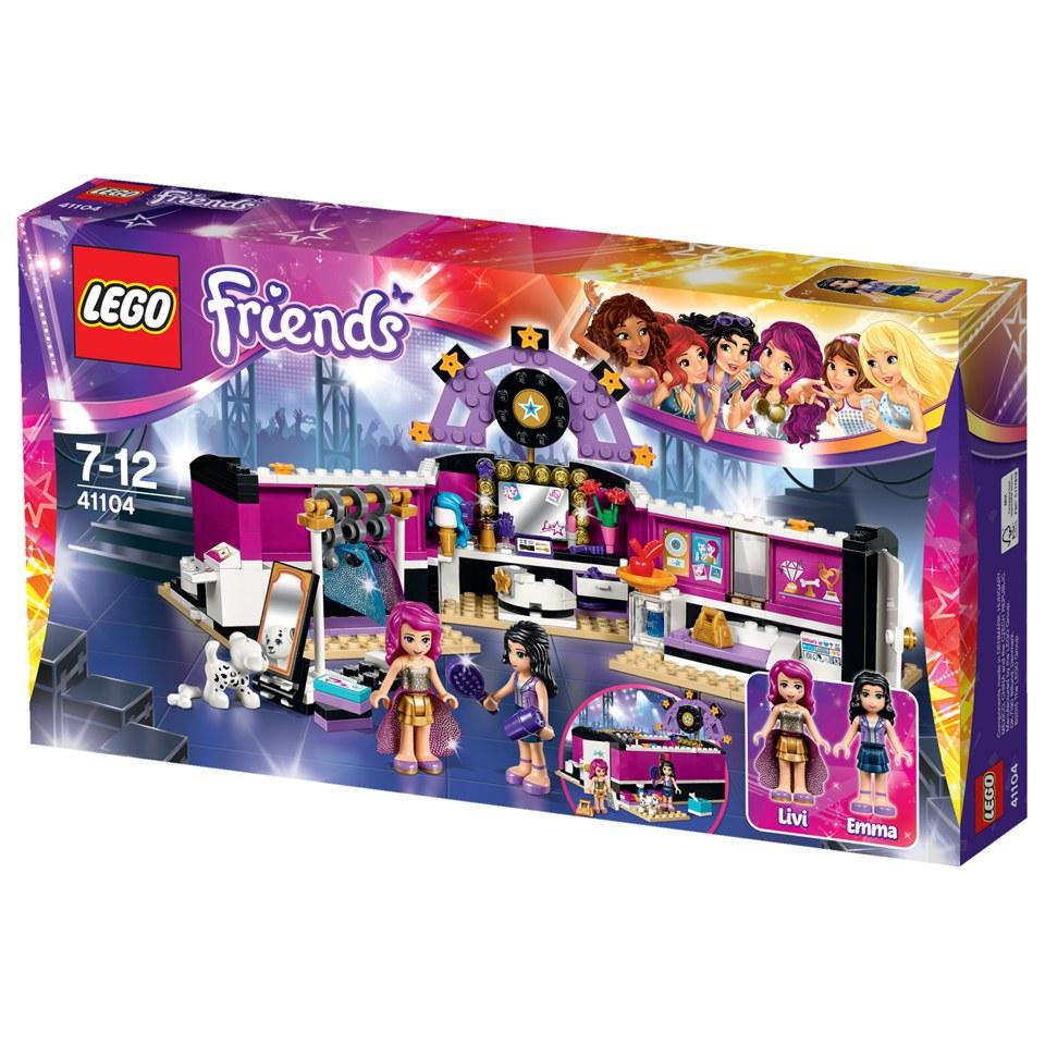 Lego Friends Pop Star Dressing Room 41104 Toys Zavvi