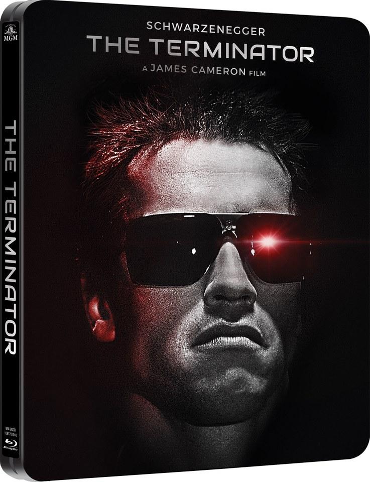 Terminator Steelbook