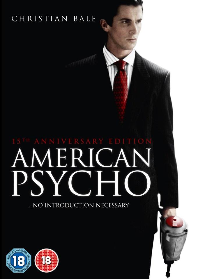 american psycho dvd zavvicom