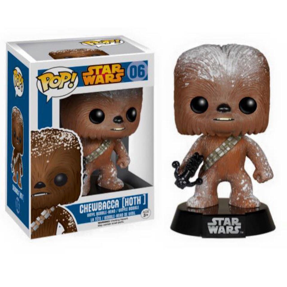 Star Wars Chewbacca Hoth Exclusive Pop! Vinyl Figure ...