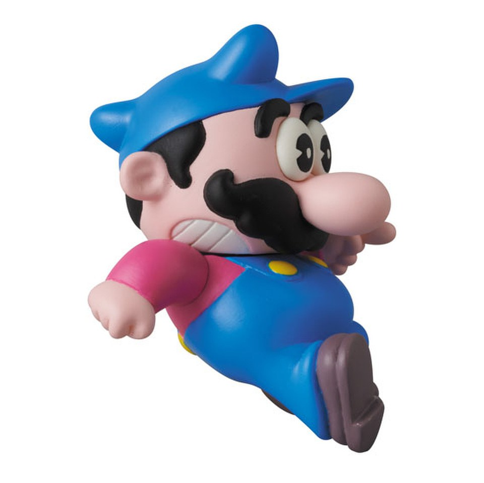 Nintendo Series 2 Mario Bros Mario Mini Figure