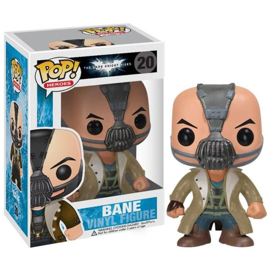 Funko Pop Superstore Toys Comics Collectibles: DC Comics Bane The Dark Knight Rises Pop! Vinyl Figure