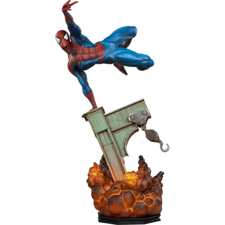 Sideshow Collectibles The Amazing Spider Man Premium