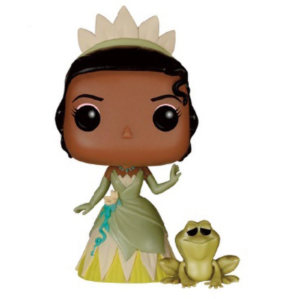 Disney Princess And The Frog Tiana And Naveen Pop! Vinyl ...