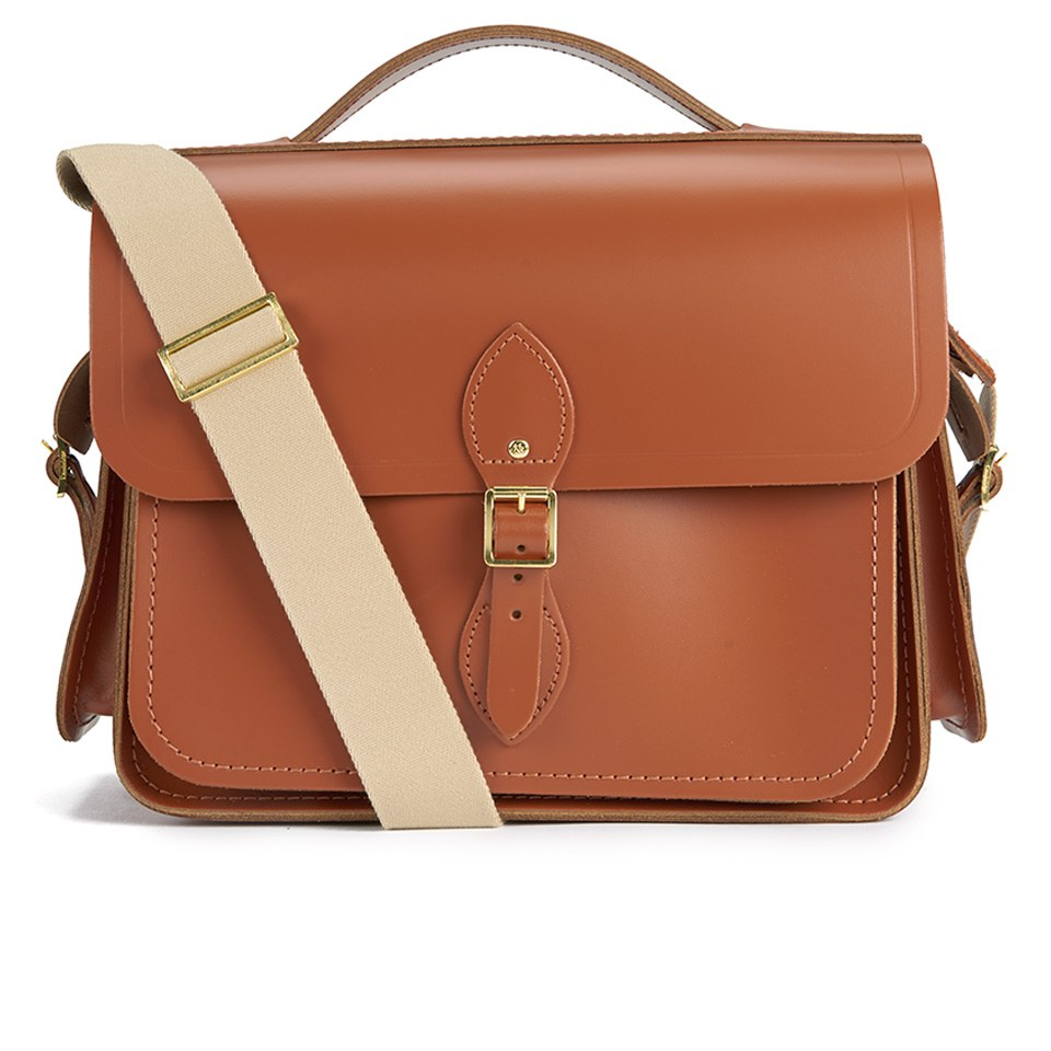 The Cambridge Satchel Company Men's Large Cartridge Bag ...