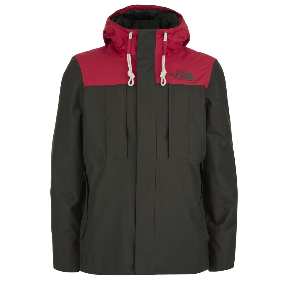 The North Face Men's Himalayan 3 in 1 Jacket