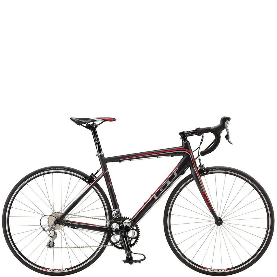 gt gtr series 2 2014 bike black l damaged packaging. Black Bedroom Furniture Sets. Home Design Ideas