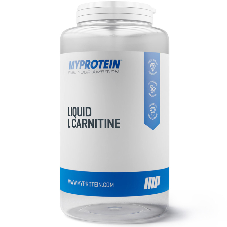 Liquid L-Carnitine Capsules | Myprotein.com