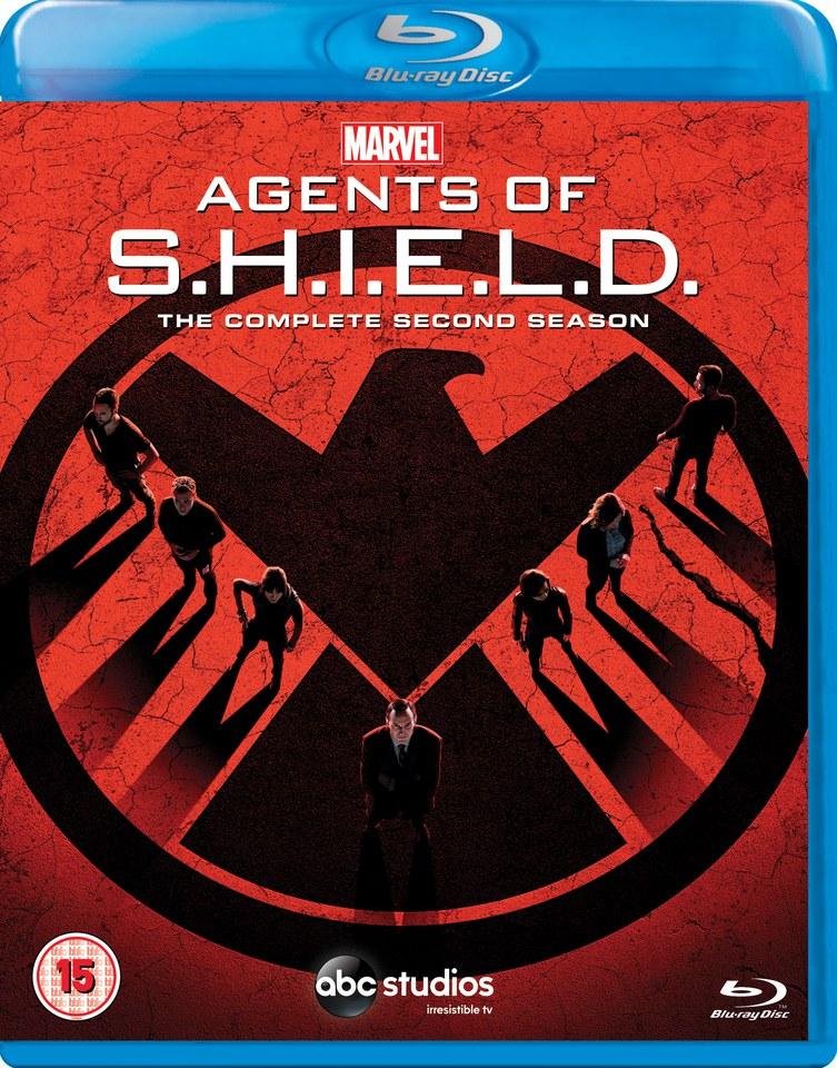 Marvel's Agents Of S.H.I.E.L.D. - Season 2 Blu-ray
