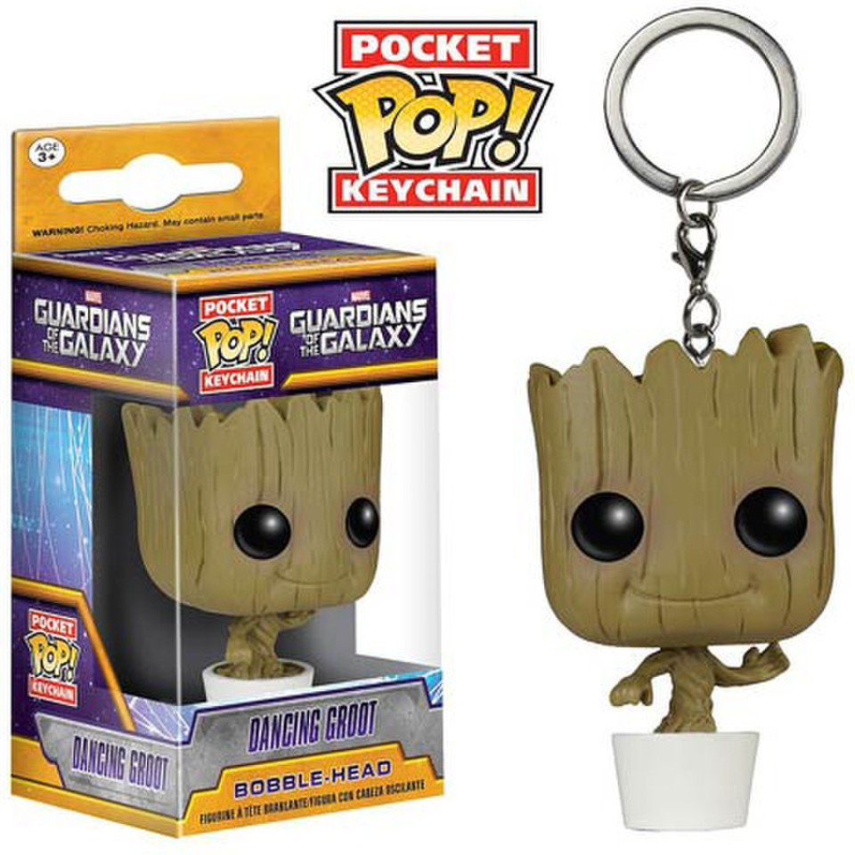 Marvel Guardians Of The Galaxy Baby Groot Pocket Pop
