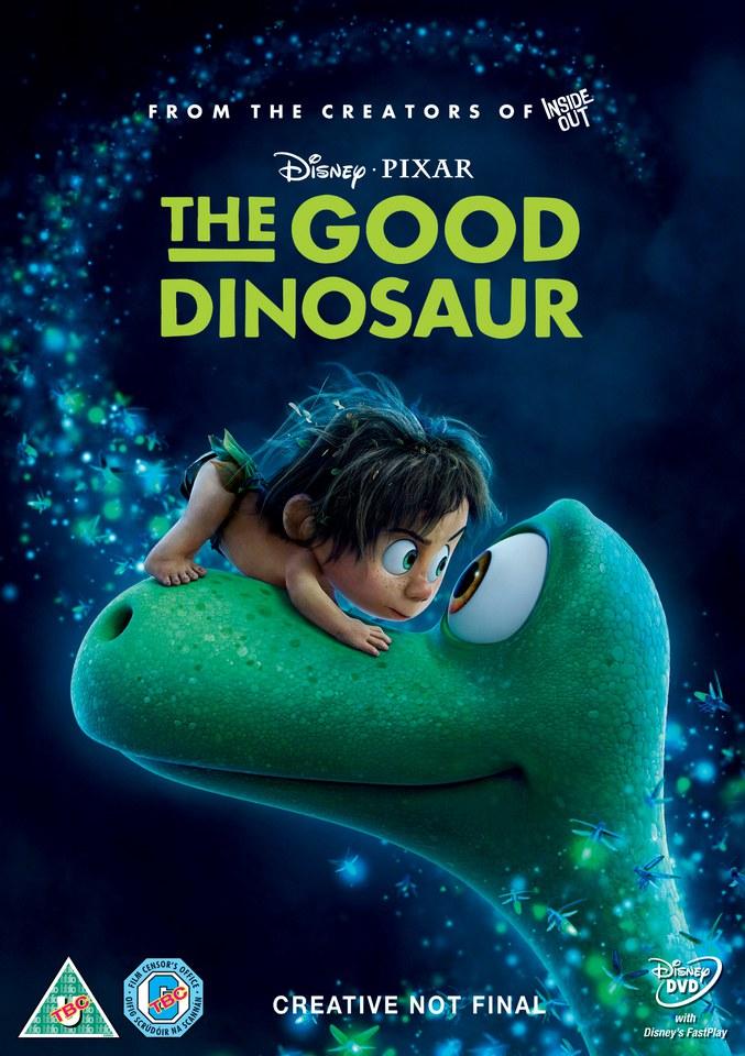 The Good Dinosaur Dvd Zavvi Com