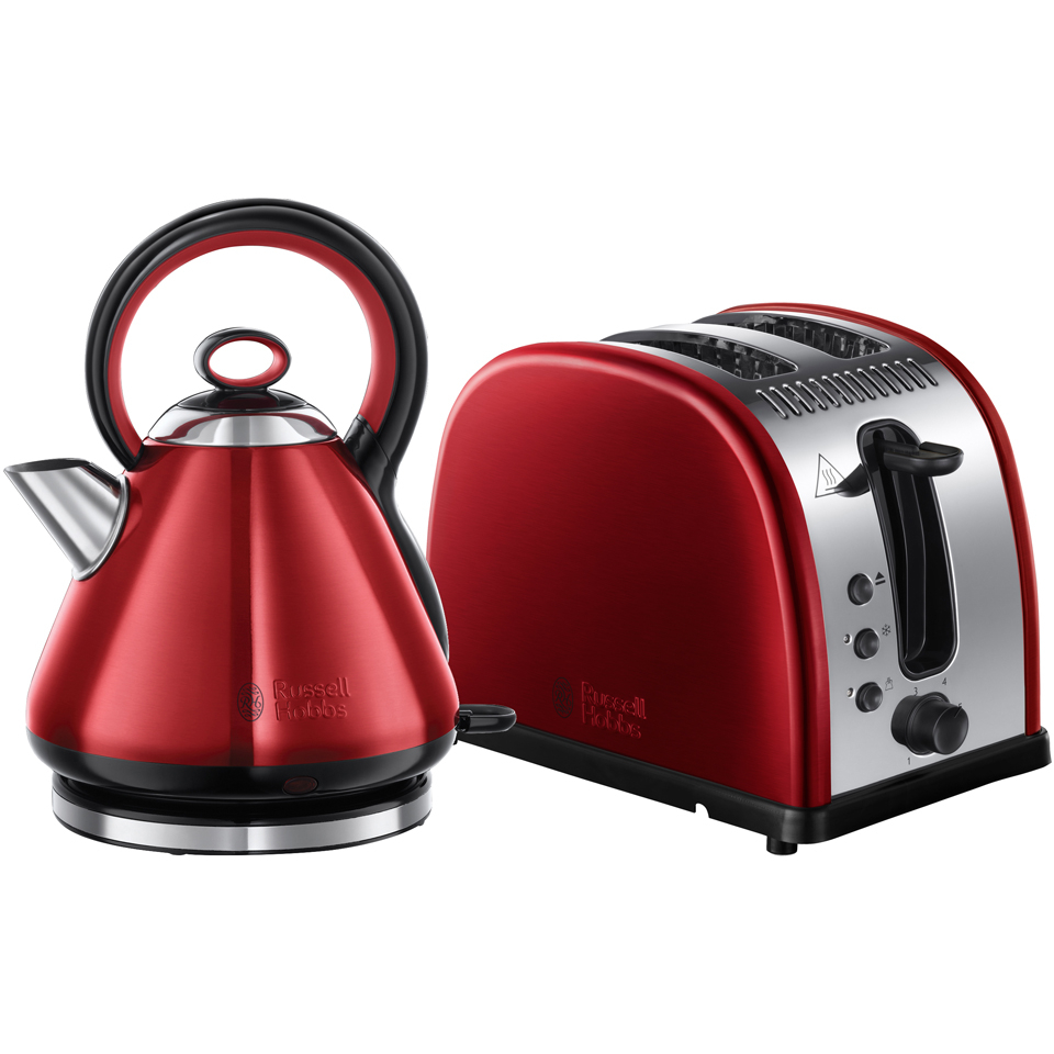 Russell Hobbs Legacy 21881 Kettle And 21291 Toaster Bundle