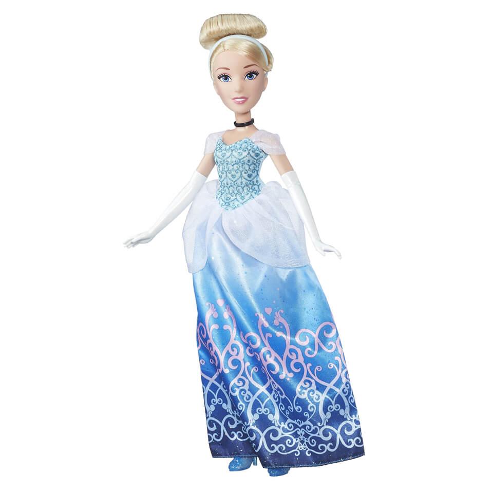 Hasbro Disney Princess Cinderella Doll Toys Zavvi