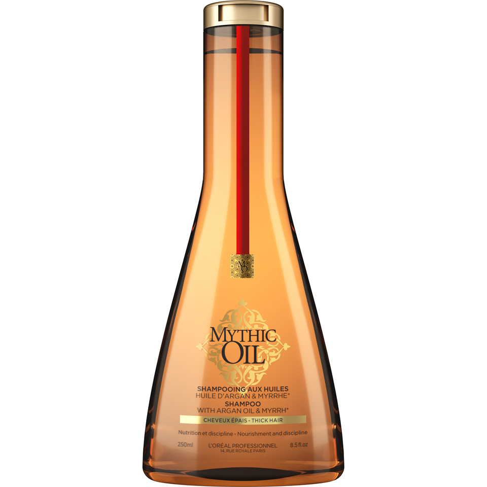 Lor 233 Al Professionnel Mythic Oil Shampoo For Thick Hair