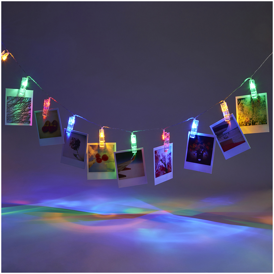 Peg String Lights eBay