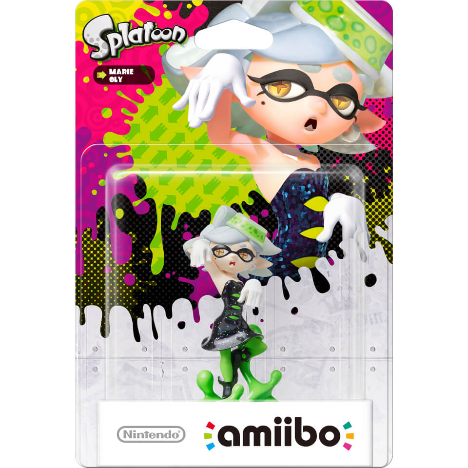 Marie Amiibo Splatoon Collection Nintendo Uk Store