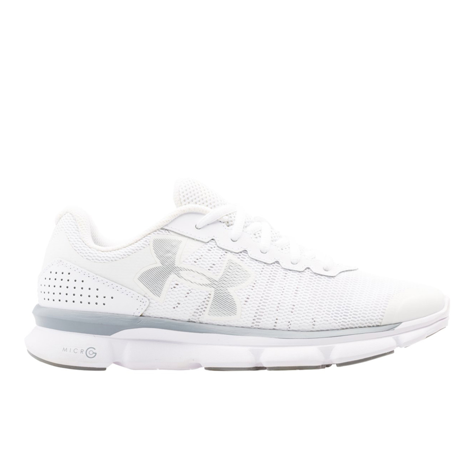 Under Armour Shoes Micro G White