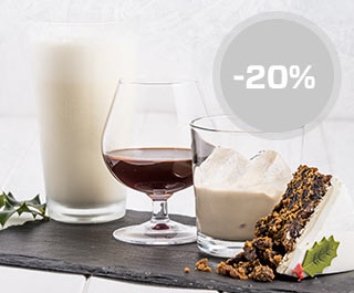 20% off Christmas Flavours