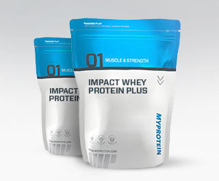 20% off Flavoured Impact Whey
