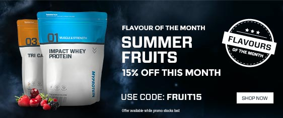 Flavour of the Month - 15% off!