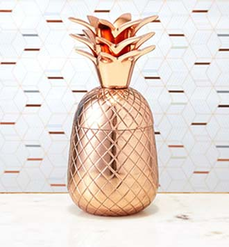Pineapple Storage Pot