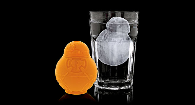 Star Wars BB-8 Ice Mould