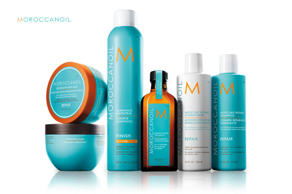 THE POWER OF MOROCCANOIL.
