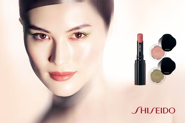Introducing Veiled Rouge from Shiseido