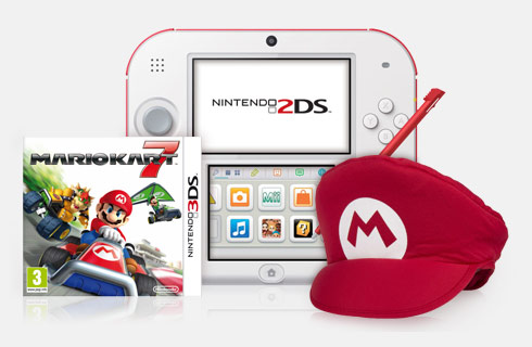 Mario 2DS Bundle - £129.99