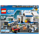 LEGO City: Police Mobile Command Center Truck Toy (60139)