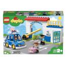 LEGO DUPLO Town: Police Station Building Set (10902)