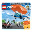 LEGO City: Sky Police Parachute Arrest Plane Set (60208)