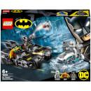 LEGO DC Batman Mr. Freeze Batcycle Battle Toy Bike (76118)