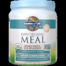 Raw Organic All-In-One Shake - Lightly Sweet - 519g