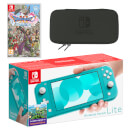 Nintendo Switch Lite (Turquoise) DRAGON QUEST XI S: Echoes of an Elusive Age Pack
