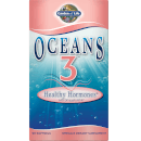 Garden of Life Oceans 3 Healthy Hormones Omega-3 with OmegaXanthin Softgels - 90 Softgels