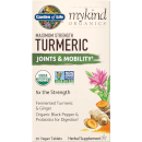 Garden of Life mykind Organics Maximum Strength Turmeric Vegan Tablets - 30 Tablets